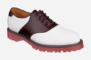 Dr. Martens 2011 Spring/Summer Saddle Shoes