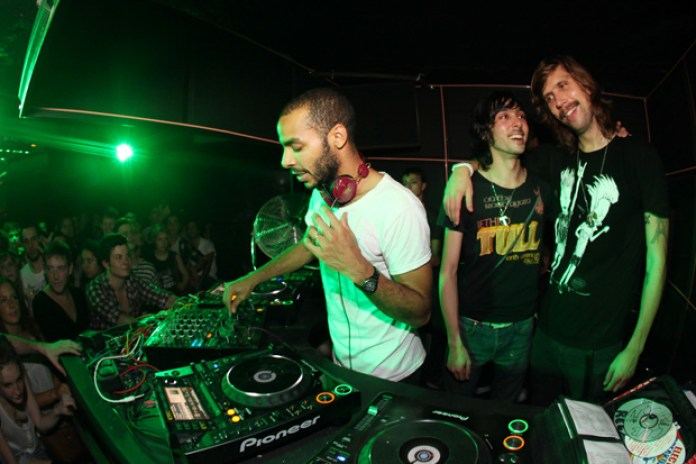 """ED BANGER RECORDS Present: Cassius """"The Rawkers"""" EP Release Party Recap"""