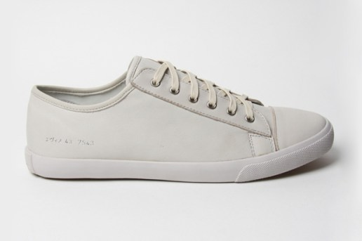 Evisu x Common Projects 2010 Fall/Winter Footwear Collection
