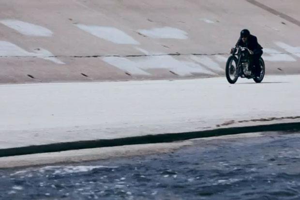Falcon Motorcycles: Kestrel Los Angeles