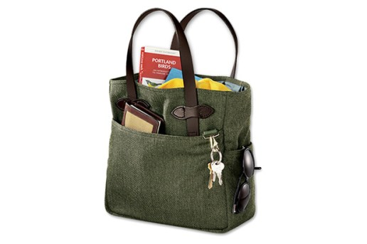 Filson Whipcord Tote Bag