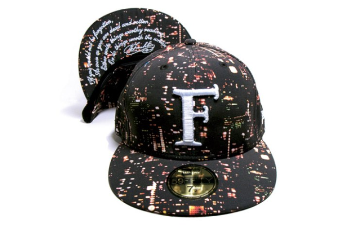 "FRANK151 x APPLEBUM ""Babylon View"" New Era 59FIFTY Fitted Cap"
