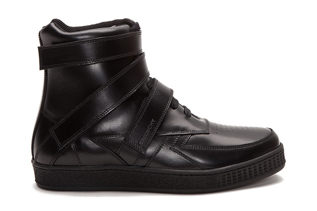 Givenchy Podium Ankle High Sneakers