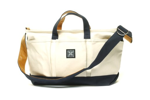 GOODENOUGH x Crank Messenger Tote