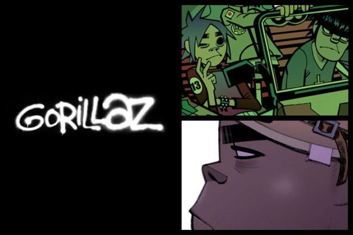 Gorillaz iTunes Session
