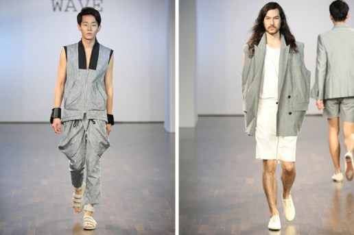 Groundwave 2011 Spring/Summer Collection