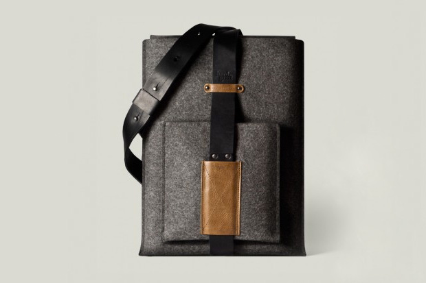 Hard Graft Shoulder MacBook Sleeve