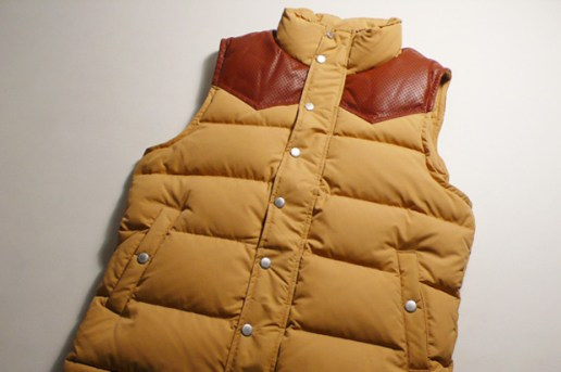 Head Porter Plus Down Vest