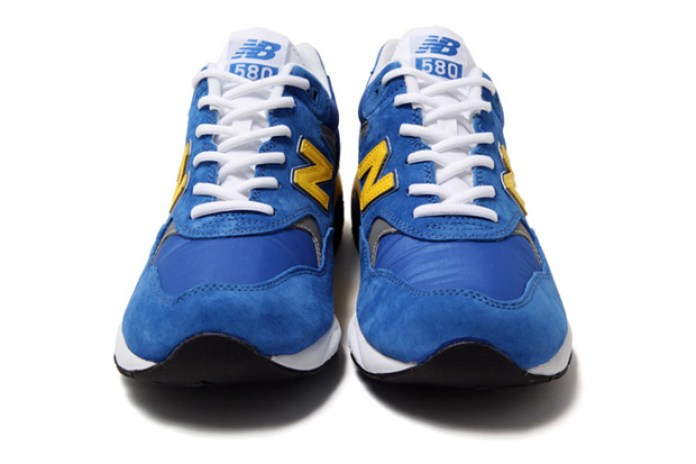 "HECTIC x mita sneakers x new balance MT580 10th Anniversary ""NBX"""