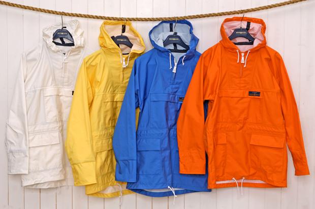 Henri Lloyd x Oi Polloi Sailing Jackets