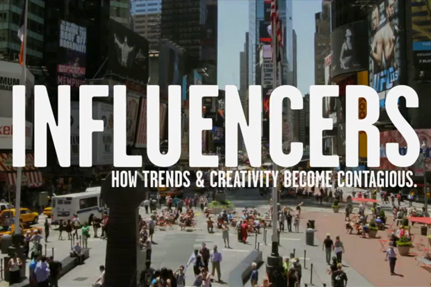 INFLUENCERS: How Trends & Creativity Become Contagious