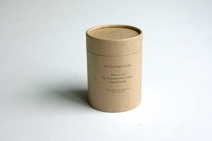 INVENTORY x Joya Scented Candle