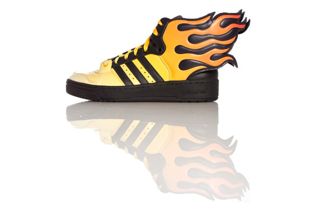 "Jeremy Scott x adidas Originals by Originals ""Fire"""