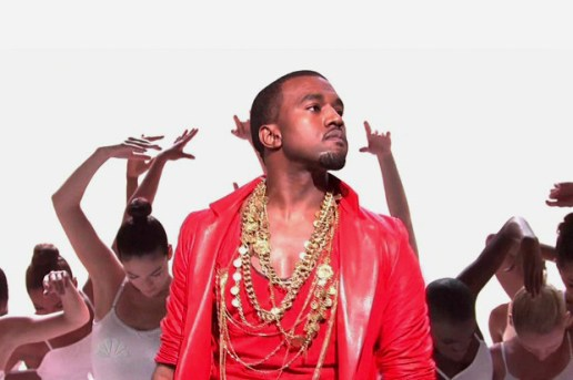 "Saturday Night Live: Kanye West ""Power"" Live"