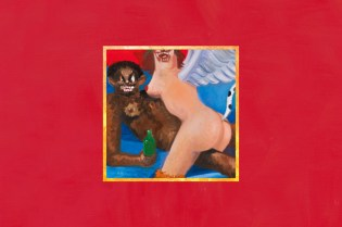 "Kanye West ""My Beautiful Dark Twisted Fantasy"" Banned Album Cover"
