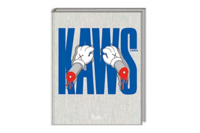 KAWS Book colette Edition