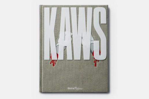 KAWS Book Further Look