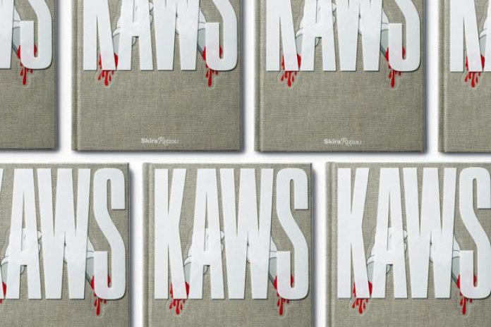 KAWS Book Signing @ OriginalFake Aoyama