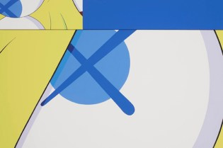 """KAWS """"Pay the Debt to Nature"""" Exhibition"""