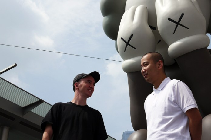 KAWS: PassingThrough