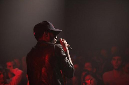 KiD CuDi featuring Cage – Maniac