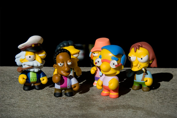 Kidrobot x The Simpsons Mini Series II