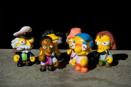 Kidrobot x The Simpsons Mini Series II