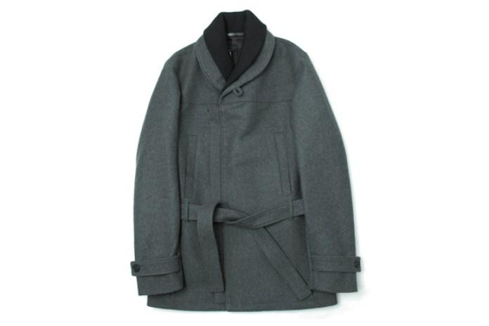 Kris Van Assche Shawl Coat