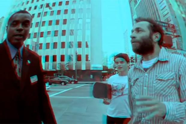 KROOKED SKATEBOARDS 3D Video