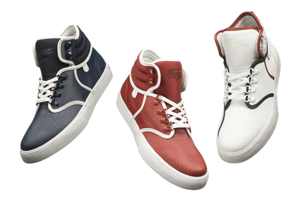 "Lacoste ""Blu, Blanc, Rouge"" Collection"