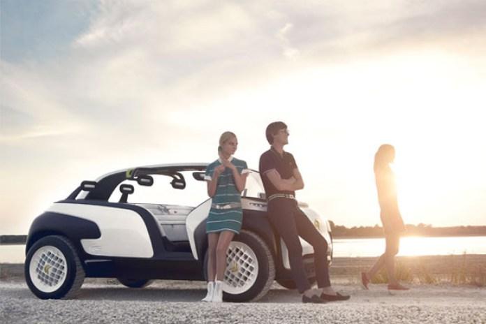 LACOSTE x CITROËN Concept Car