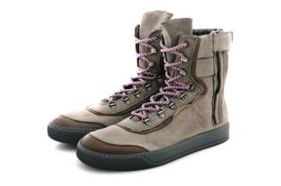 Lanvin Hi-Top Hiking Sneaker