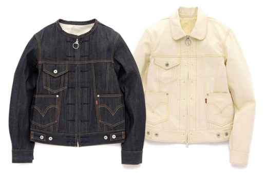 Levi's Lefty Jean 2010 Fall/Winter Jackets
