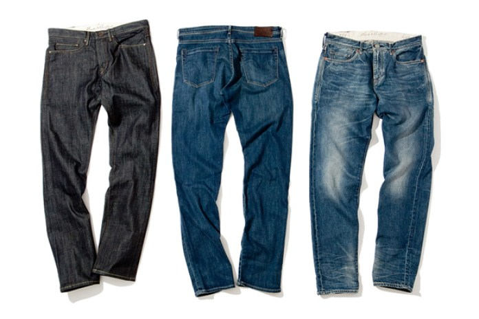 Levi's 2010 Fall/Winter MADE & CRAFTED Collection