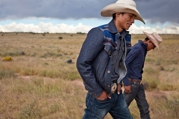 Pendleton x Levi's 2010 Fall/Winter Collection