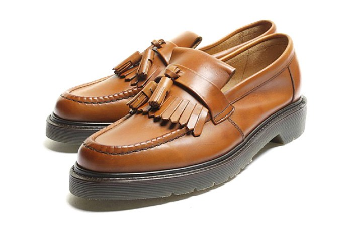 Loake for UNUSED Brighton Tassel Loafer
