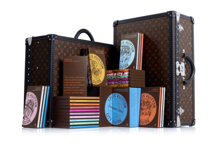 Louis Vuitton City Guides 2011