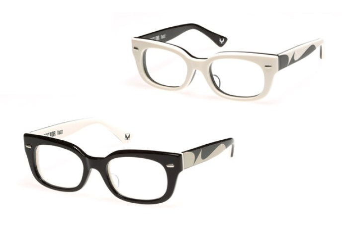 "Madsaki × EFFECTOR ""KILLER WHALE"" Fuzz Glasses"