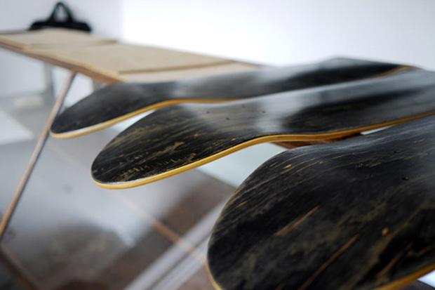Makr Carry Goods Skate Deck