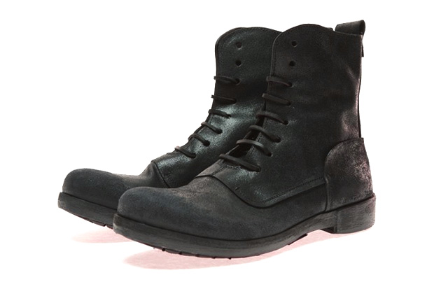 MARSèLL Distressed Leather Boot