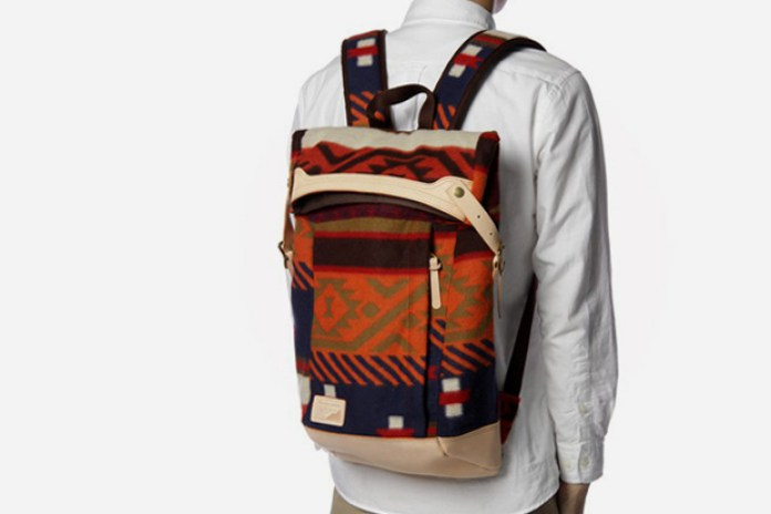 "master-piece ""Blanket"" Backpack"