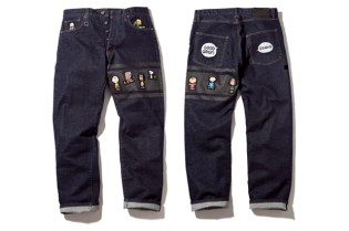 Peanuts x mastermind JAPAN × Theater8 Denim