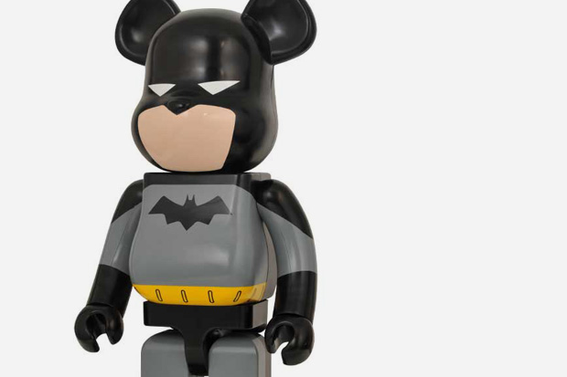 Medicom Toy Batman Bearbrick 400%