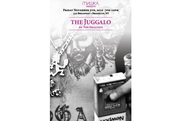 "Мishka Presents: ""The Juggalo"" by The Shaltzes Exhibition"