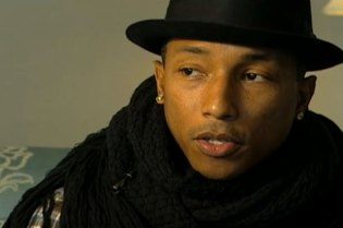 MuchMusic: Pharrell Williams Interview