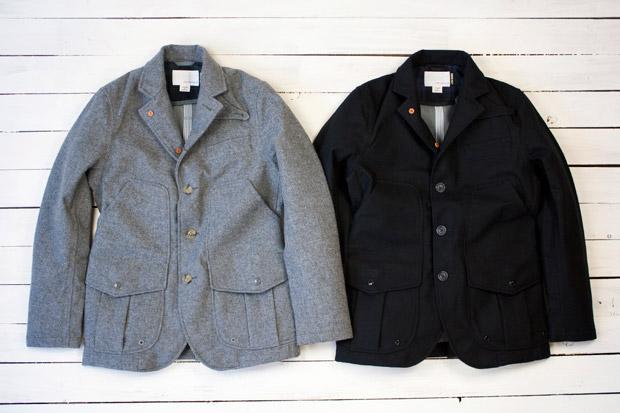 nanamica GORE-TEX Field Jacket