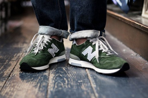 New Balance: Frank Muytjens of J.Crew Interview