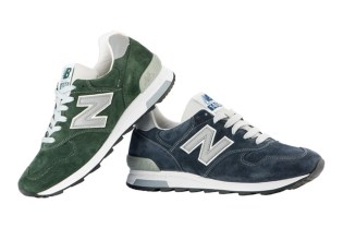 J.Crew x New Balance 1400 Suede Pack