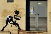 New Banksy Works in London