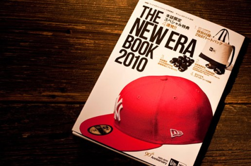 New Era Japan Book 2010
